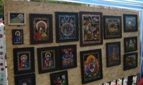 Expoziție de creație-Festivalul Folcloric Moreni