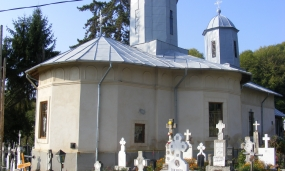 "Biserica ""Adormirea Maicii Domnului""- ""Sf. Dimitrie""-Stravapoleos 1891-1895"