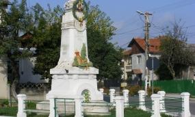 Monument al Eroilor - Zona Minoiu