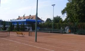 Teren tenis - Club Flacăra