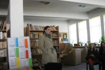 Liceul Teoretic I.L.Caragiale Moreni  a lansat proiectul pilot ,,StartEvo premiaza AMBITIA''