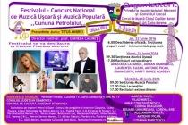 """Festivalul - Concurs Naţional de Muzică Uşoară şi Muzică Populară ,,CUNUNA PETROLULUI."""""""