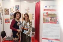 Imagini de la Targul de Turism al Romaniei ROMEXPO Bucuresti 17-20 noiembrie 2016