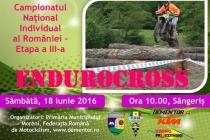 Endurocross şi Motocross la Moreni