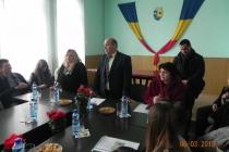"Elevii din proiectul ,,Spirit of hope""  au vizitat Primaria Moreni"