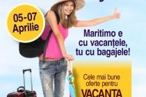 Municipiul Moreni va participa în perioada 05-07.04.2013 la Târgul Vacanțelor din Constanța
